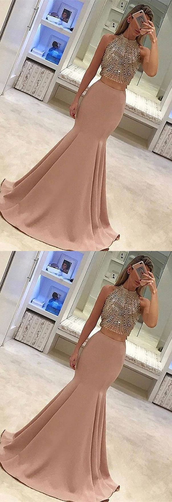 mermaid prom dresses,beaded prom dresses,design prom dresses,prom dresses with sleeves,2017 prom dresses @simpledress2480
