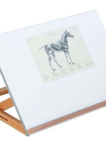Cappelletto Drawing & Art Board - Adjustable Large Table Easel - £87.00 - Finest Art Materials www.easels.it/en