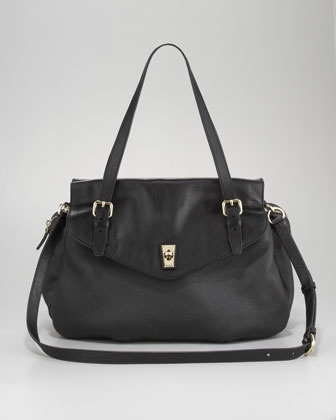 Intergalocktic Aurora Leather Satchel by MARC by Marc Jacobs at Neiman Marcus.