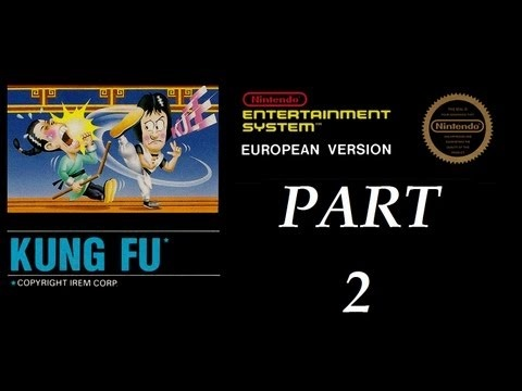 Kung Fu (NES) Complete Walkthrough (Part 2)
