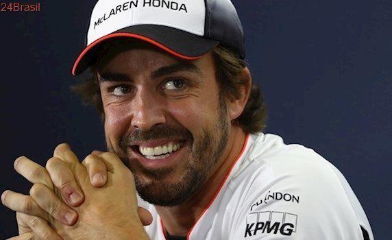 Fernando Alonso elogia mudanças no regulamento da Fórmula 1