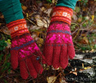 Muhu kindad/Muhu gloves