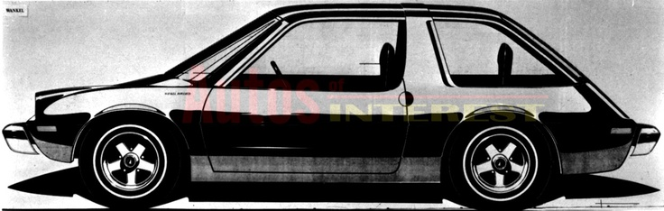 ca. 1970s amc concept,(c) chrysler group, llc