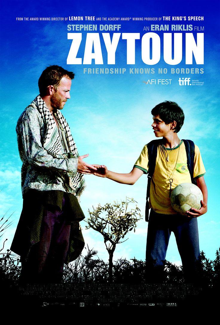 Zaytoun, estreno en España a partir de mayo 2014 en Canal+ Xtra