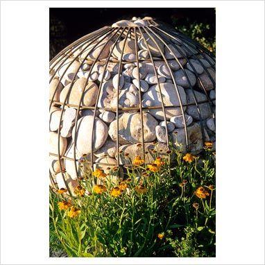 a Gabion sphere