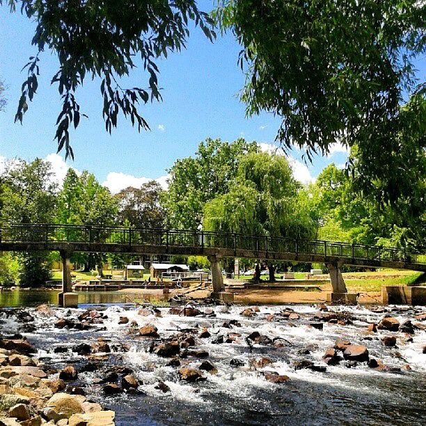 Beautiful town of Bright in Victoria, Australia: http://www.ytravelblog.com/bright-victoria-2/