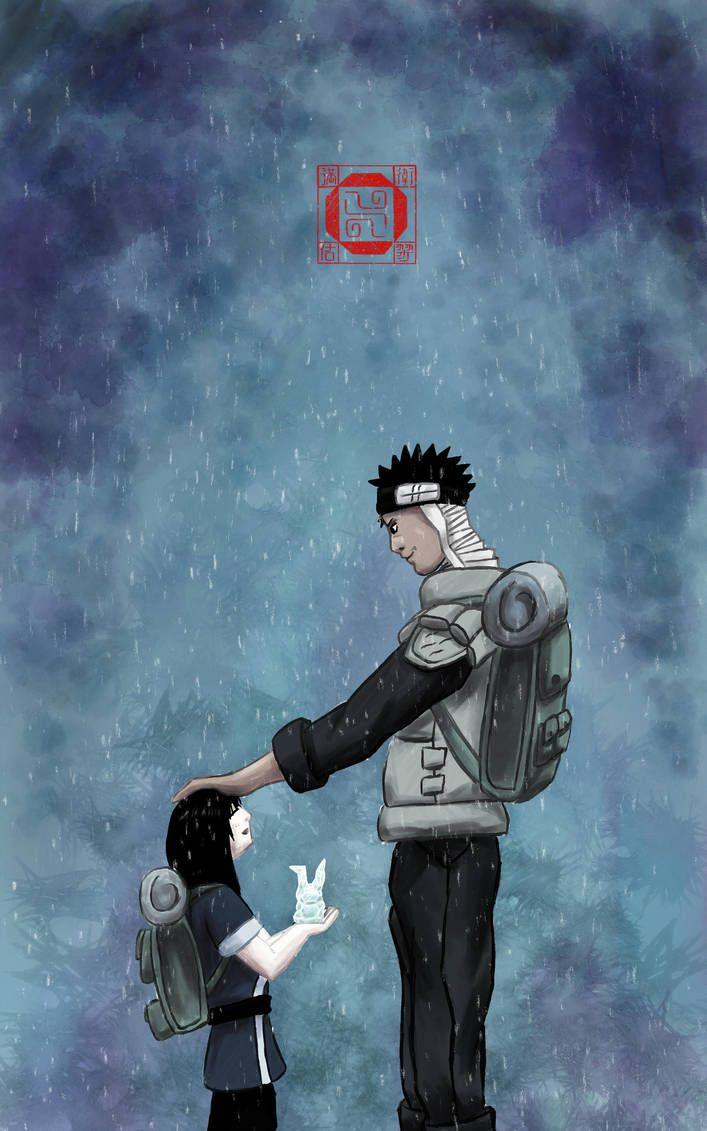Haku And Zabuza By Minks Art Anime Naruto Naruto Art Naruto Characters