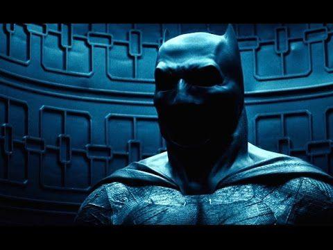 Batman v. Superman: Dawn of Justice Trailer Sneak Peek (2016) Ben Affleck Movie HD - YouTube