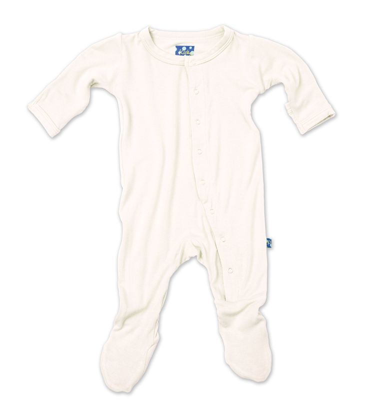 Amazon.com: KicKee Pants Footie: Infant And Toddler Bodysuit Footies: Clothing