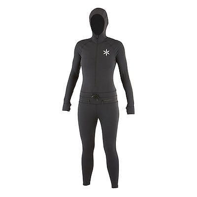 Base Layers 62171: Air Blaster Classic Ninja Suit Womens Long Underwear Top -> BUY IT NOW ONLY: $74.96 on eBay!