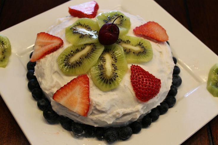 Vanilla Cream Frosting