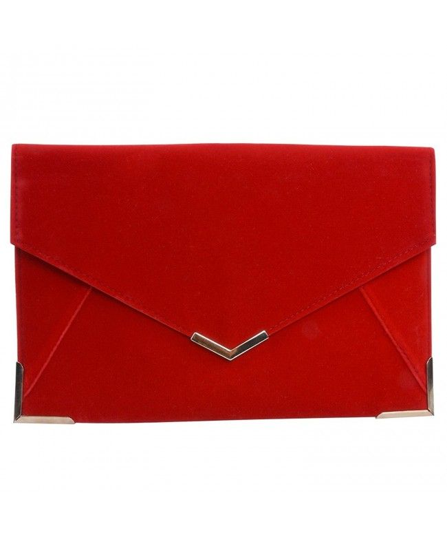 Lady Croc Embossed Faux Leather Evening Party Bag Wedding Prom Red Black More