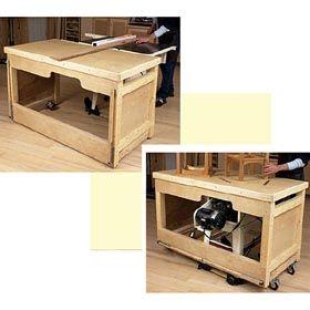 Best Workbench Images On Pinterest Woodwork Garage Workshop