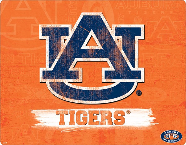 Auburn Distressed Logo Skin | War Eagle Baby | Pinterest ...
