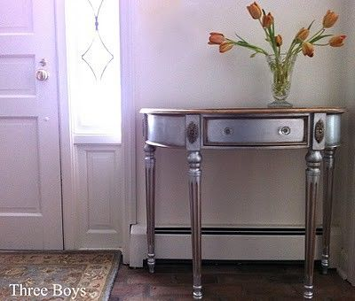 17 Best Ideas About Chrome Spray Paint On Pinterest Cheap Decorating Ideas Budget Decorating