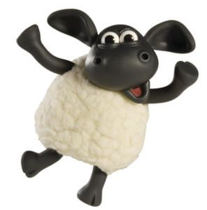 Absolutely love Shawn the sheep. Need to watch that show more...