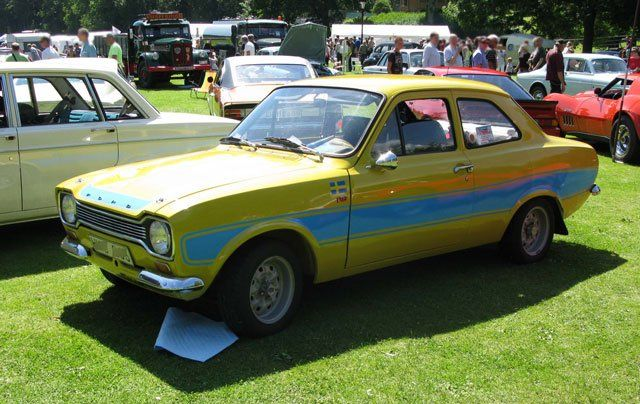 1975 Ford Escort RS2000