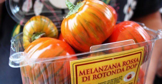 Coltivata nei comuni di Rotonda, Viggianello, Castelluccio Superiore, Castelluccio Inferiore, in Basilicata La Melanzana Rossa DOP è un prodotto unico nel suo genere. #melanzana #rotonda #basilicata #italy #italia #food #gastronomia