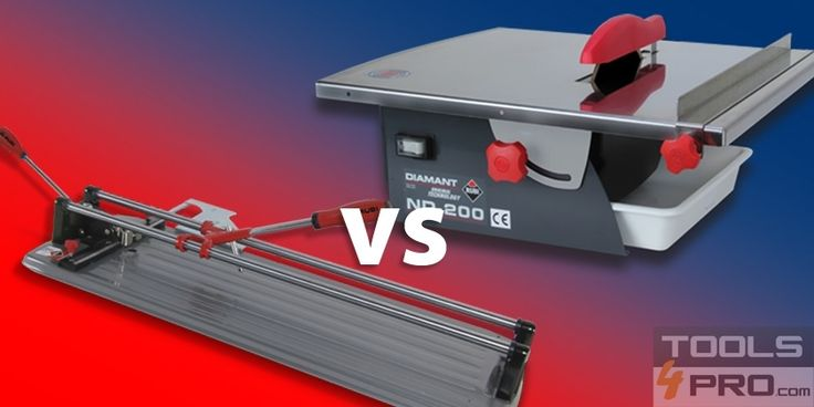 Manual tile cutter Vs Electric tile cutter: How to choose between two tile cutters: one #manual and the other #electric? Tools4Pro share with you some tips based on the #advantages and #disadvantages of the different #tile #cutters. http://uk.tools4pro.com/blog/93_tile-cutter-manuel-vs-electric #Diy   #ideas     #inspiration   #homeimprovement ‬