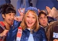You're not going to believe which Lizzie McGuire cast members reunited this weekend.