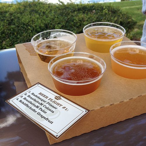 A Guide To Drinking Around The World at Disney's Epcot