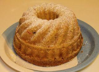 Gluteenitonta leivontaa: Gluteeniton hedelmäkakku