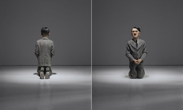 Maurizio Cattelan, Him (2001)Image: Courtesy of Christie's Images Ltd.