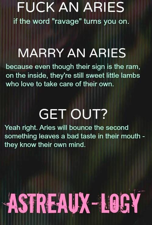 Signs Aries Man Is In Love With You