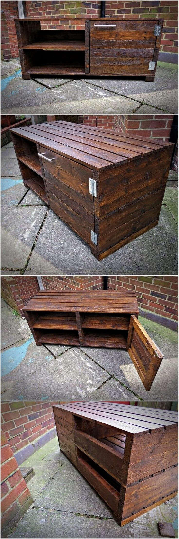 Wooden transport pallets have become increasingly popular for diy - Some Cool Projects To Try With Used Wood Pallets