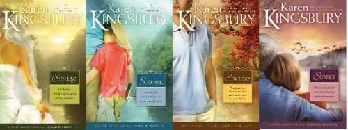 Karen Kingsbury lot of 2 trade paper 9/11 series