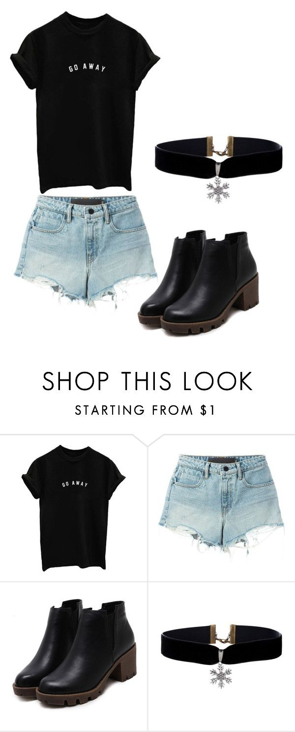 """""""Untitled #30"""" by margaretbistolfi on Polyvore featuring T By Alexander Wang"""