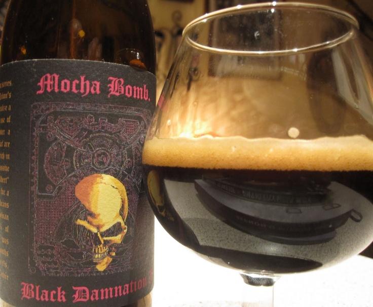De Struise Black Damnation II - Mocha Bomb