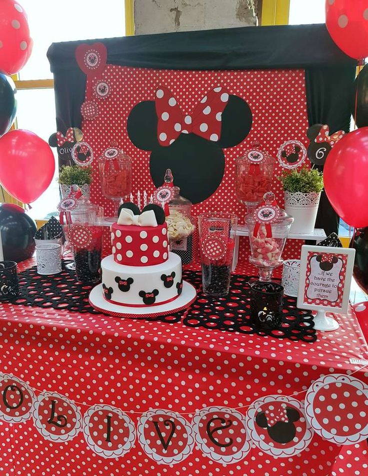 Best 25 Minnie mouse party ideas on Pinterest Minnie mouse