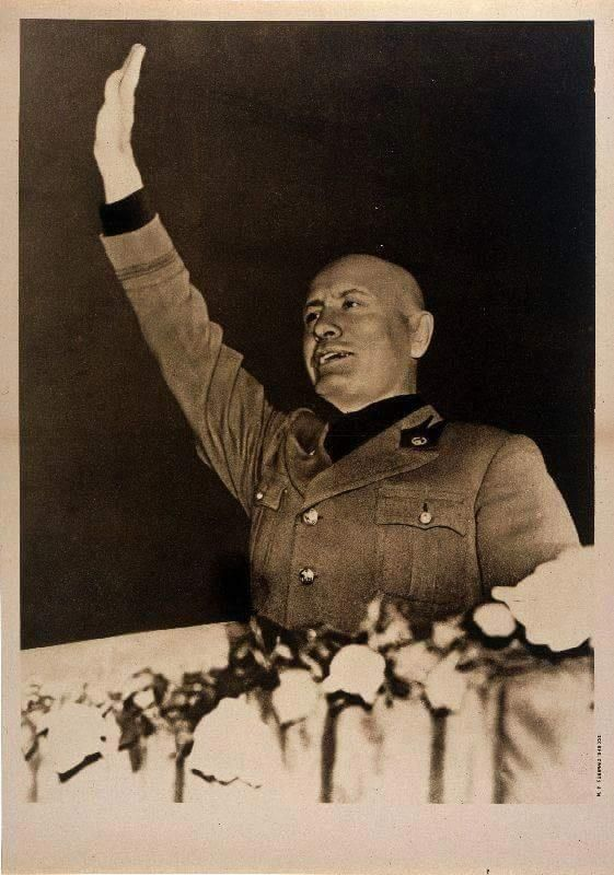 What was the significant of the march on rome in mussolini's acquisition of power?