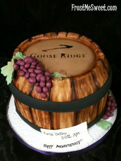 barrel cake - Google Search