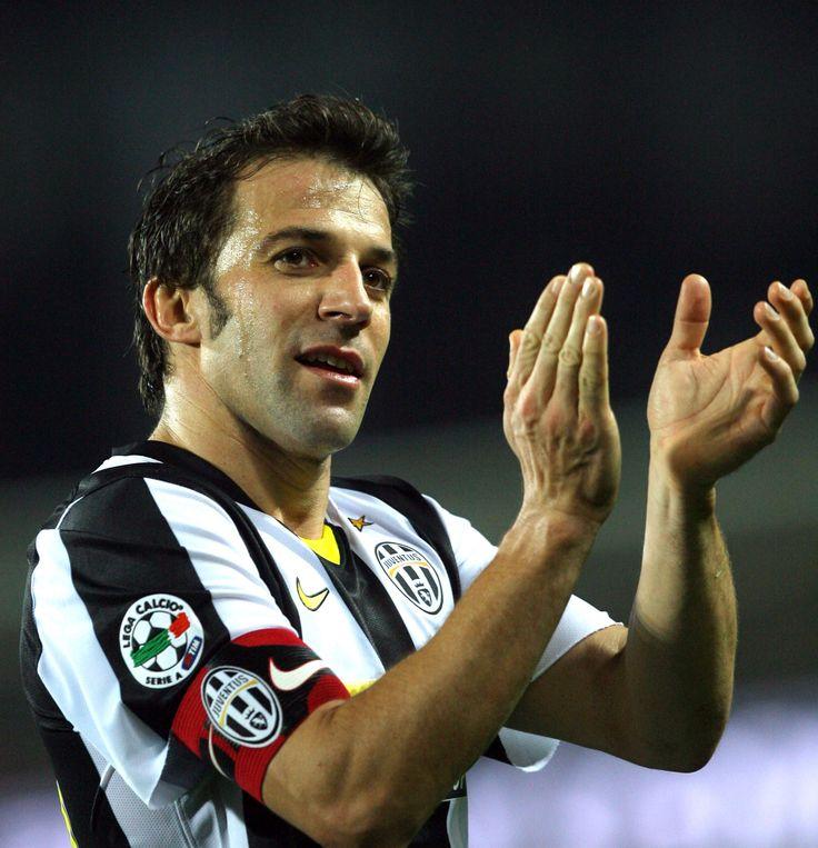 Alex Del Piero... il capiano #delpiero #juventus #juve #capitano