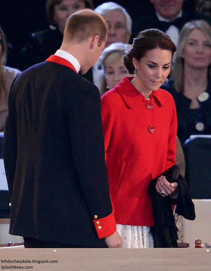 06.2016. Księżna Kate: Księżna Dons Dolce & Gabbana Ascot Debiut