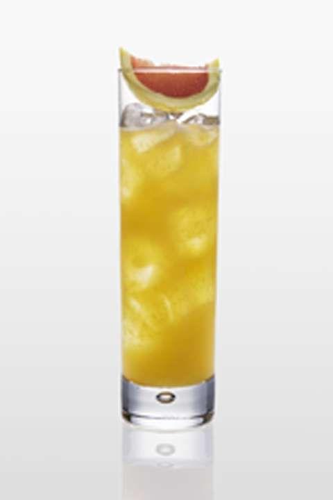 Cognacdrink med appelsinsmaker