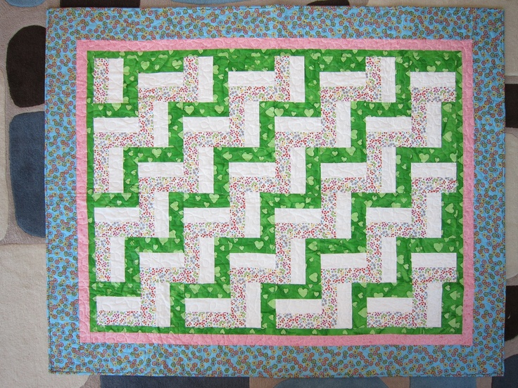 17 Best images about Quilt Patterns--Rail Fence on Pinterest Quilt designs, Patterns and Rail ...