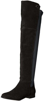 Chinese Laundry Womens Robin Closed Toe Over Knee Fashion Boots, Black, Size 5.5.