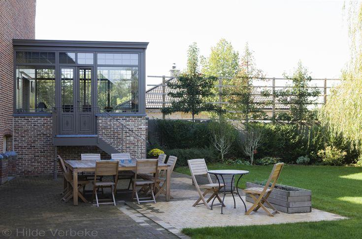 Kleine tuin voorbeelden tuintuin of kleine gezellige lounge namel.us