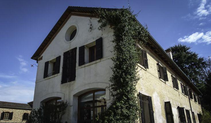 Filanda Motta, where Monica Trevisi has settled her workshop