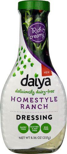 Daiya Dairy-Free Dressing Homestyle Ranch