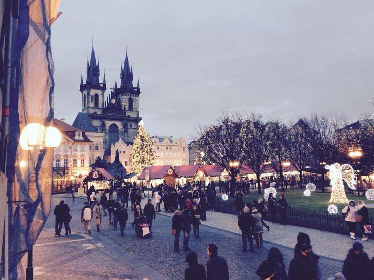 Prague, stare mesto