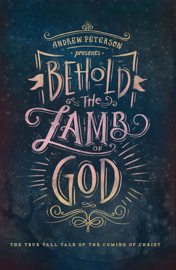 """""""He aquí el Cordero de Dios 'Tour by Christopher Tobias, a través de Behance"""
