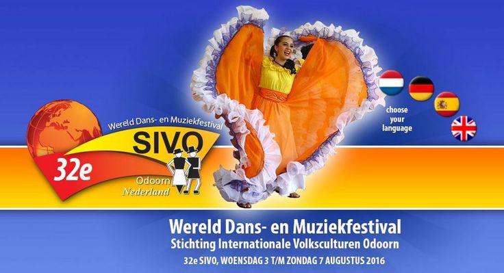Een nieuwe opzet, maar een vertrouwde sponsor. Ook dit jaar is de Rabobank weer sponsor van het SIVO. Het dansfestival dat van 3 tot en met 7 augustus plaatsvindt in Odoorn. Het festival brengt verschillende culturen bij elkaar door dans en muziek voor jong en oud.  Lees verder op onze website.
