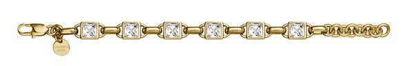 Dyrberg/Kern Elys  Gold Bracelet