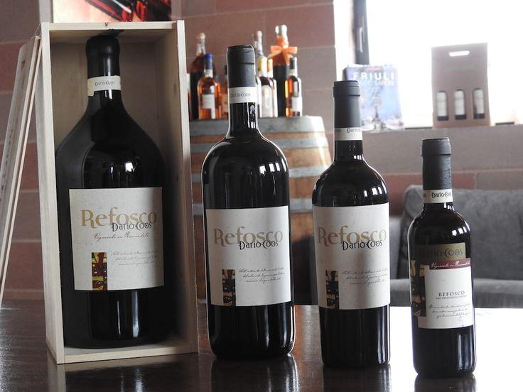 Azienda Agricola Dario Coos: l'eccellenza del vino DOCG Ramandolo