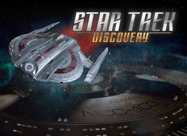 Eaglemoss Launches STAR TREK: DISCOVERY Model Starship Subscription; Previews SHENZHOU DISCOVERY  Discovery revealed as Crossfield-Class starship
