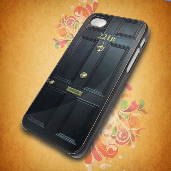 cec4ae7e81138 221B, sherlock phone case... I want this. Capas Para Iphone 4Iphone 4sCapa  De Telefone ...